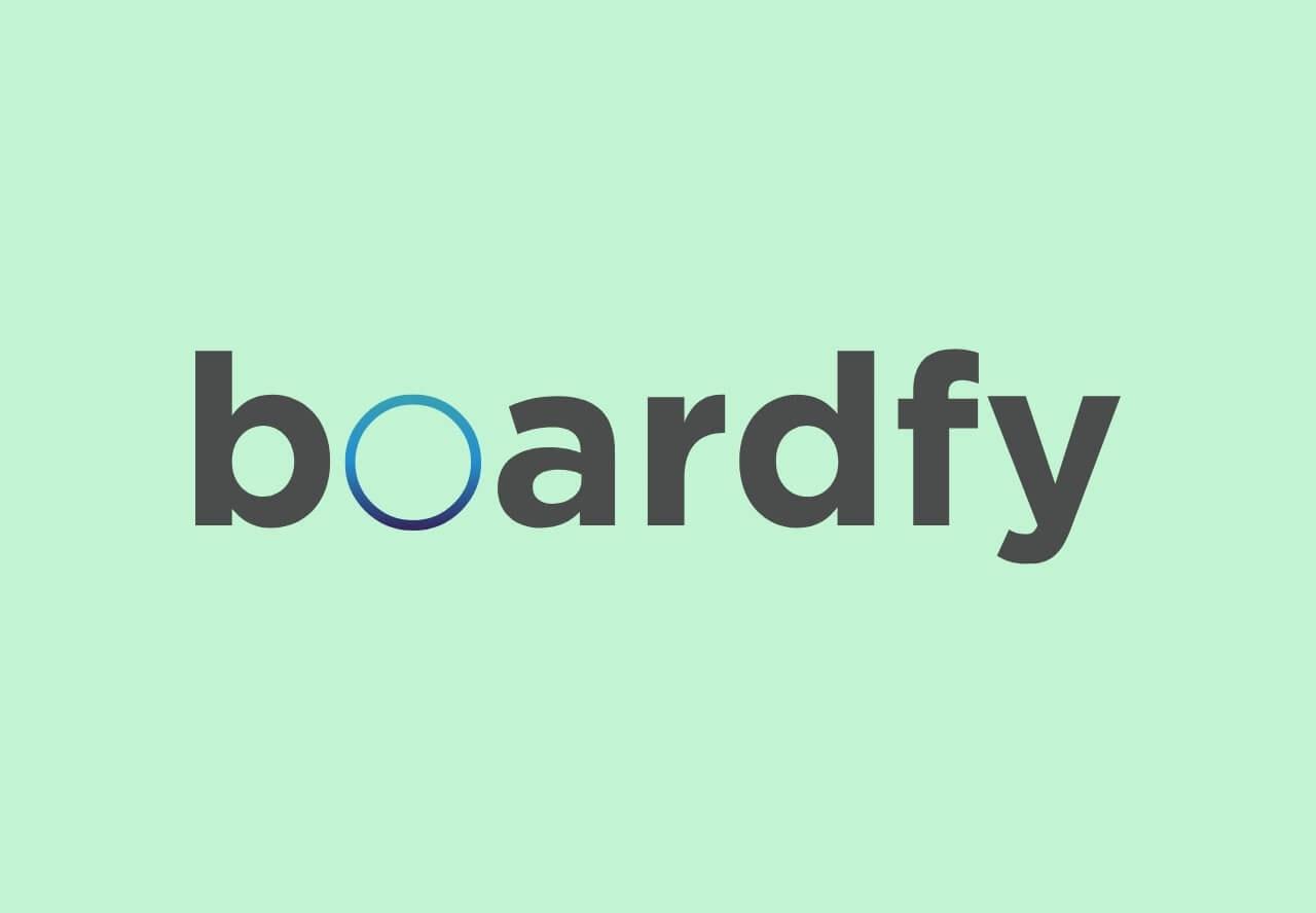 Boardfy Lifetime deal logo appsumo