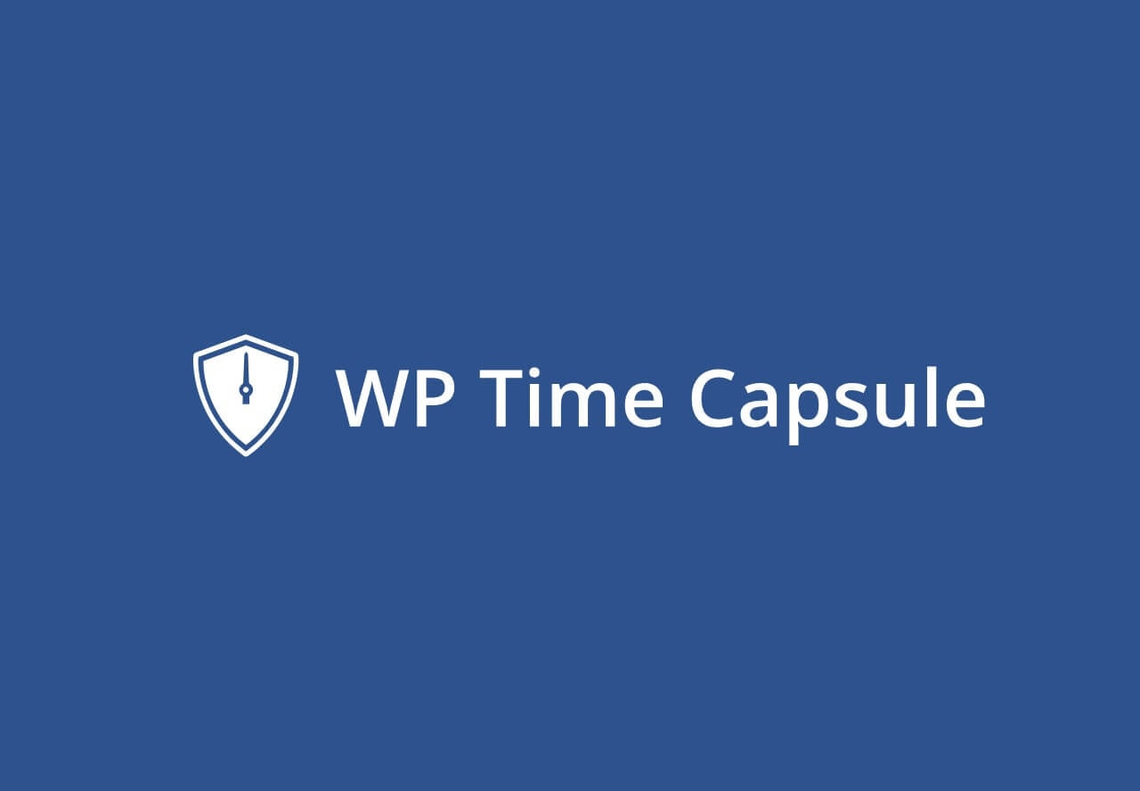 wp time capsule lifetime plan