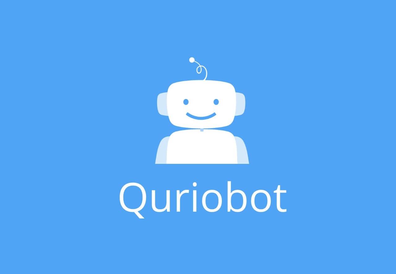 Quriobot lifteime deal logo Stackocial