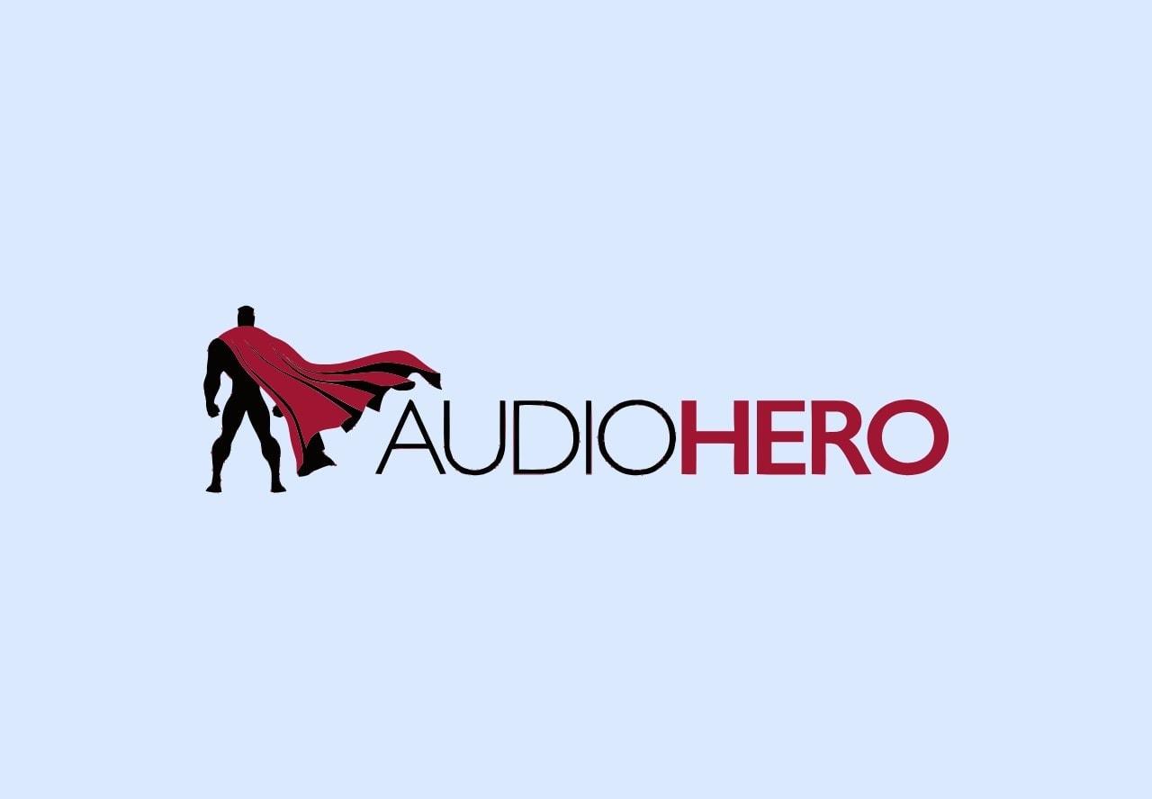Audio Hero logo lifetime deal on Appsumo credits that never expire