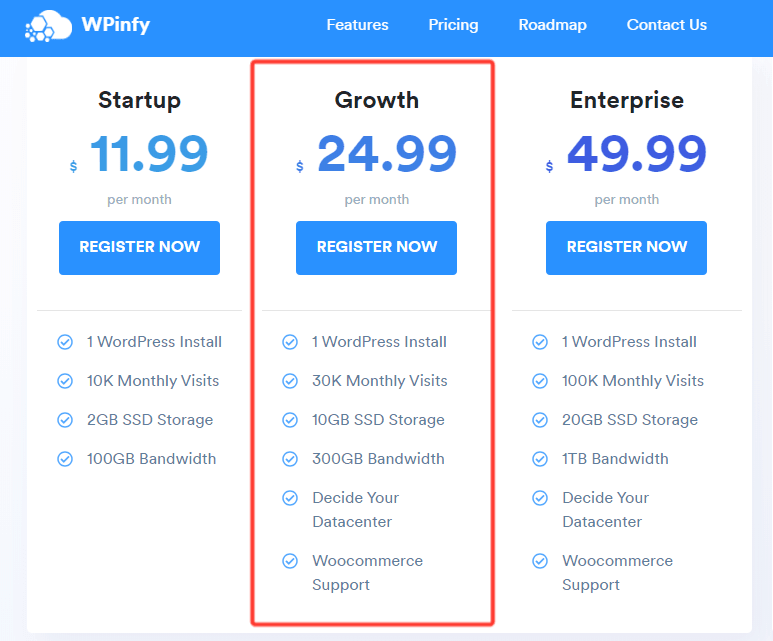 WPinfy lifetime deal: WordPress Managed hosting with CDN 2
