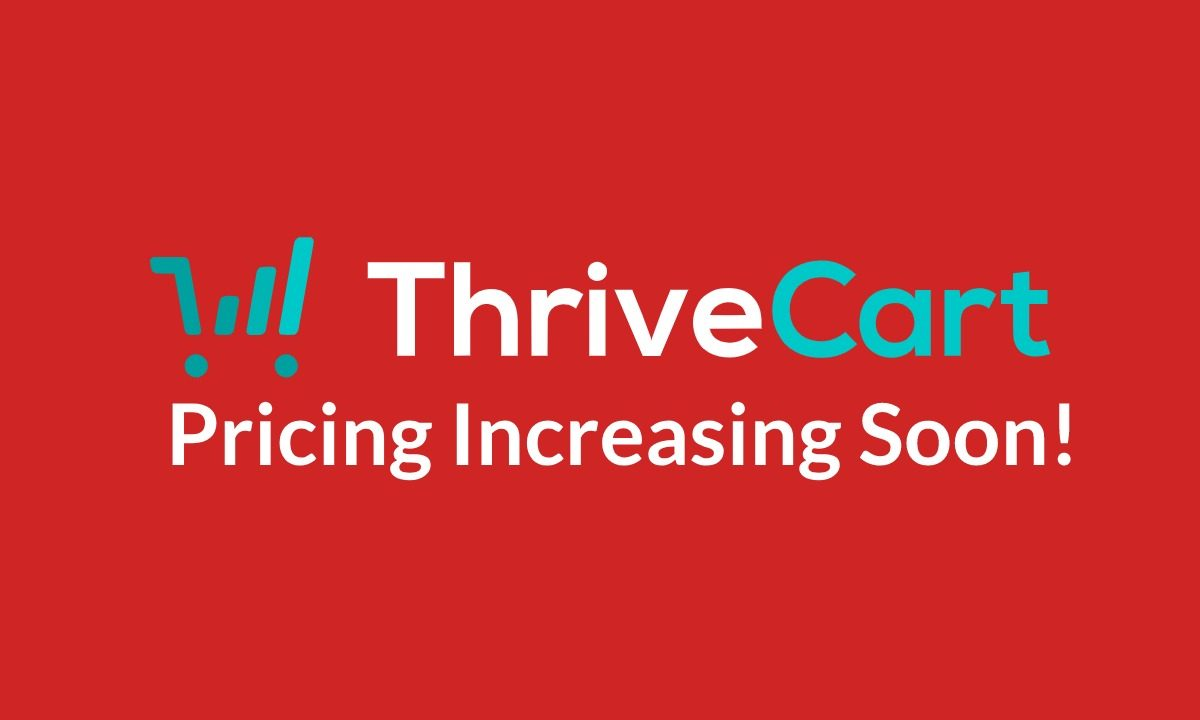 ThriveCart Price change