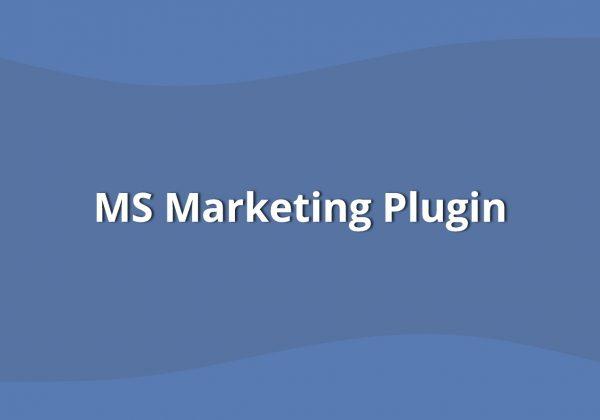 MS marketing plugin from EnvoFlix