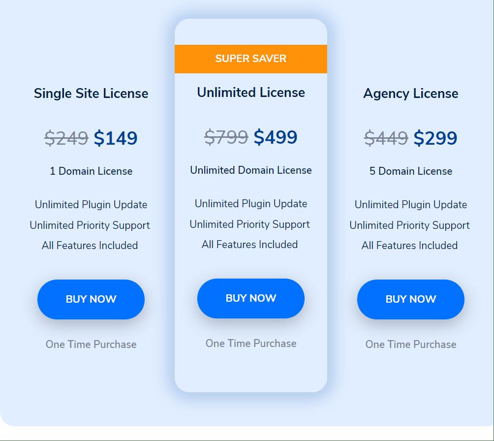 Fluent Forms ltd price