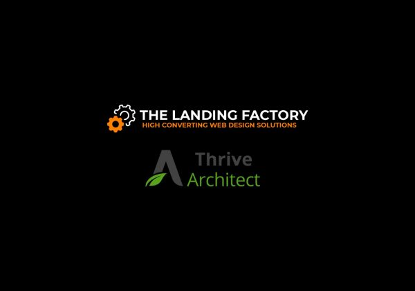 The Landing factory lifetime deal on Thrive Architect templates