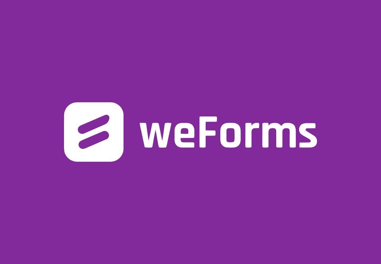 WeForms Wordpress plugin lifetime deal on appsumo