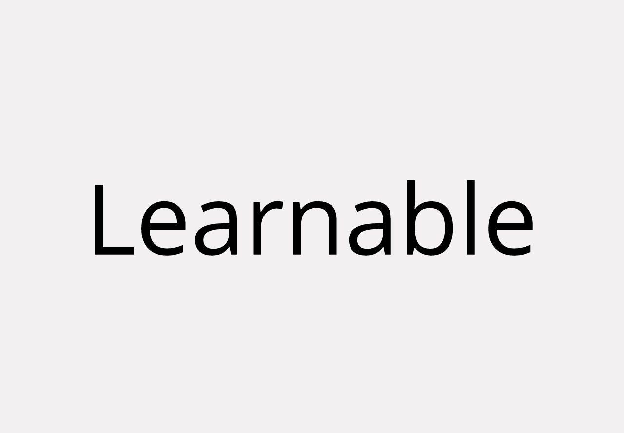 Learnable learn coding online
