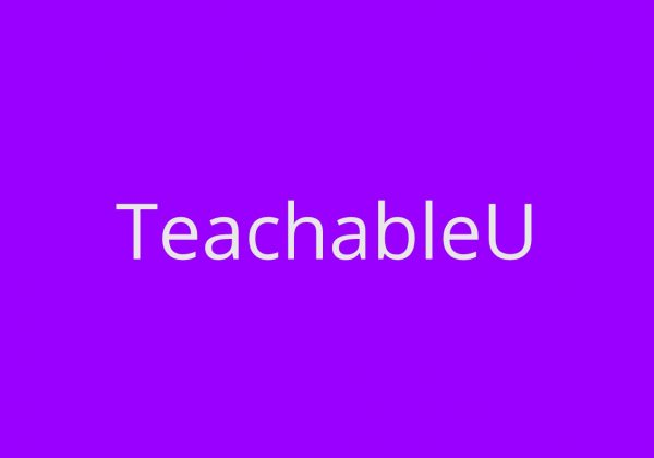 TeachableU free deal on Appsumo