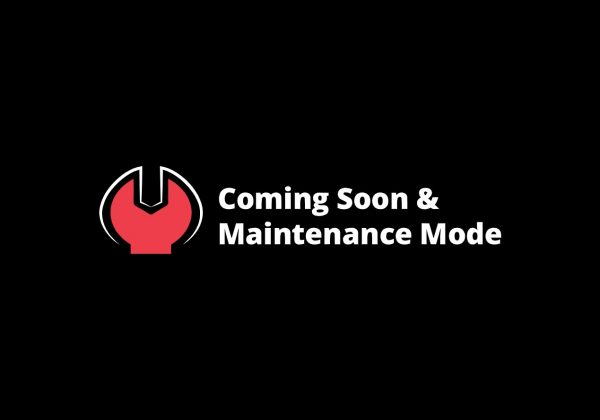 Coming Soon & Maintenance Mode lifetime deal