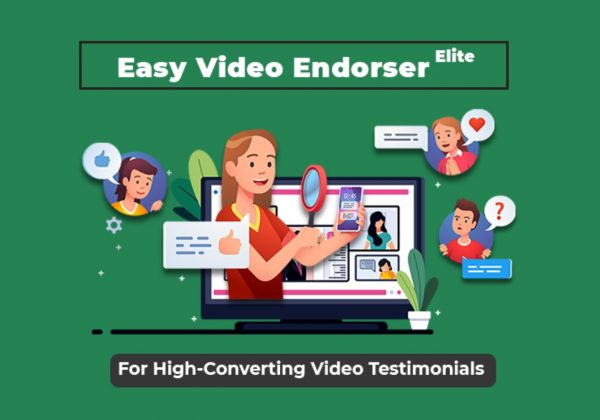 Easy Video Endorser on DealFuel