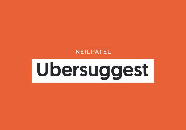 Neil Patel Ubersuggest lifetime deal