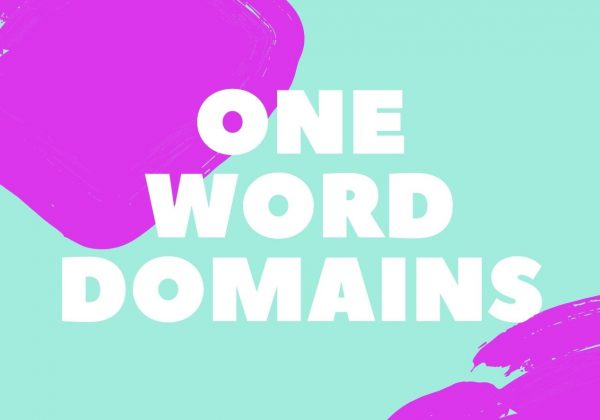 OneWord Domains lifetime deal 600x420 - OneWord.Domains Lifetime Deal: Collection of Premium Domains