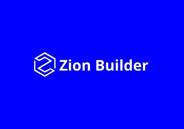 Zion Builder Lifetime Deal on Appsumo