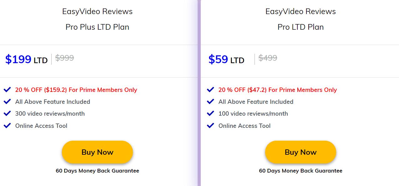 Easy Video Reviews dealmirror price